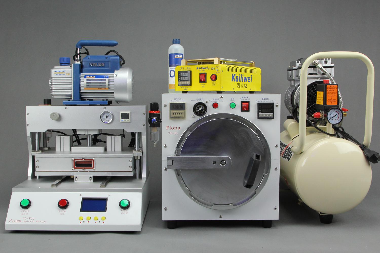 Tổng hợp bộ máy ép kính Fiona VL-F14 hàng đang HOT nhất năm 2017